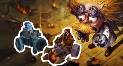 League of Legends Heimerdinger Minions Titel