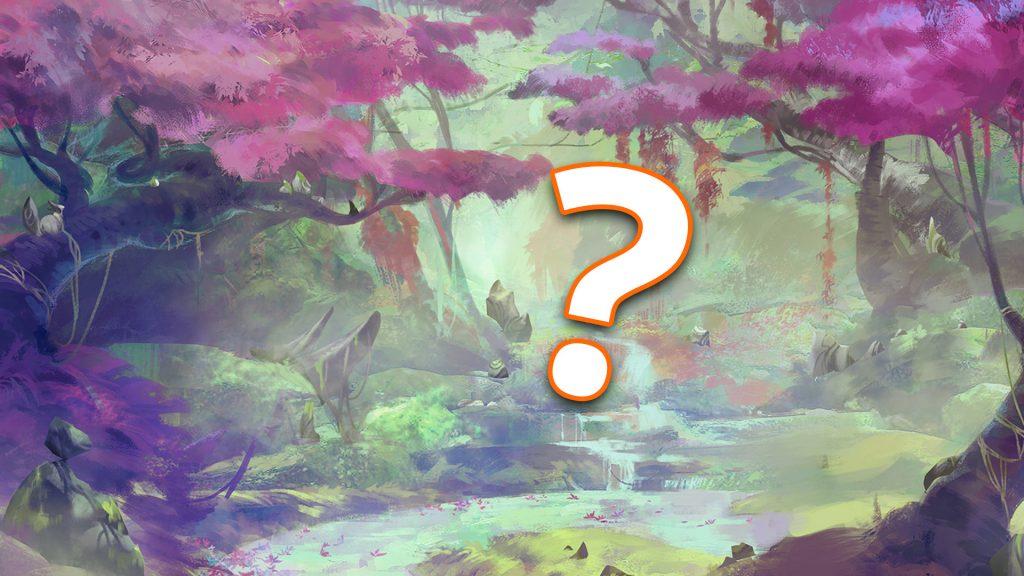 LoL Wald Fragezeichen Titel Lillia