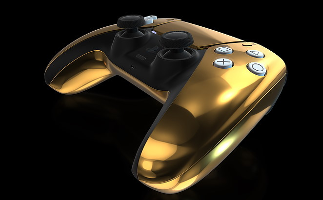 Luxus PS5 Controller