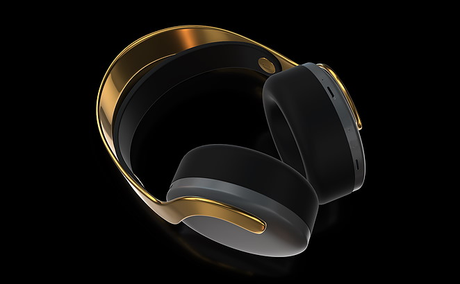 Luxus PS5 Headset