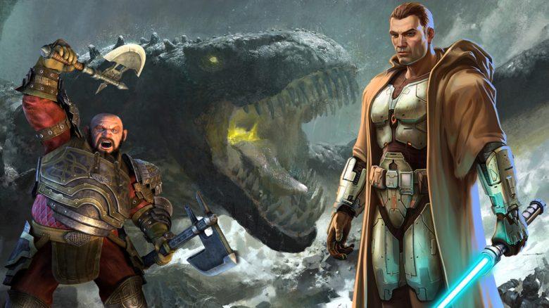 MMORPG Anfänger Aufmacher