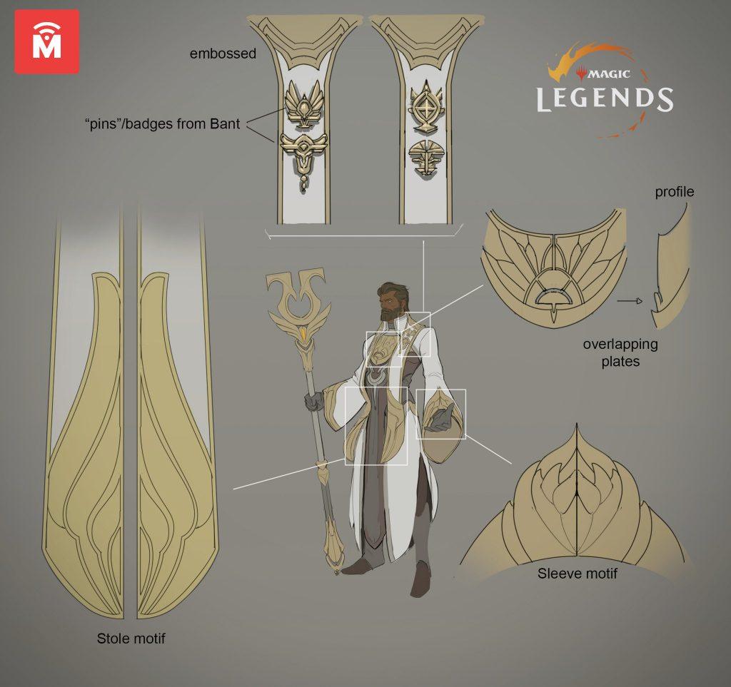 Magic Legends Sanctifier Artwork MeinMMO