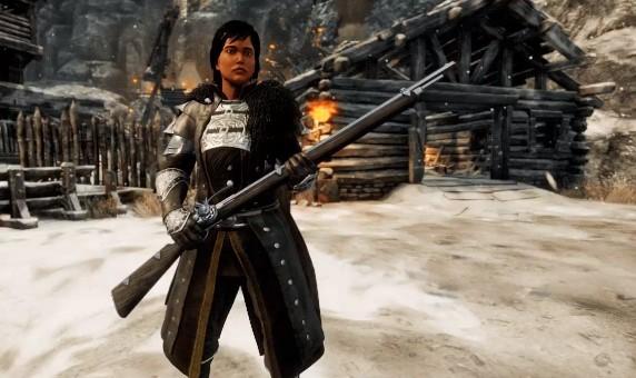 New World Muskete Brightwood Sharpshooter