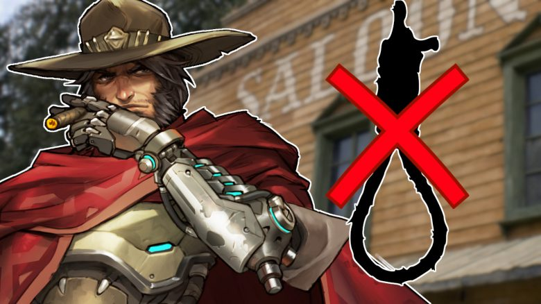 Overwatch McCree No Noose title titel 1280x720