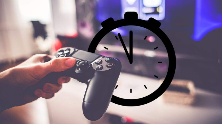PS4 Controller Spielzeit Titel