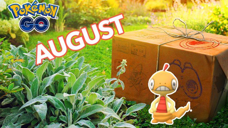 Pokémon GO zeigt Durchbruch und Rampenlicht-Stunden im August