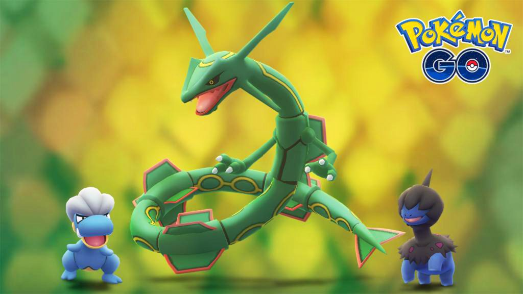 Pokémon GO Drachen Woche Titel