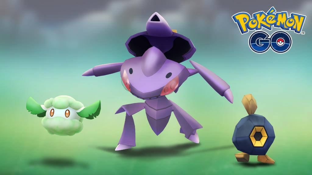 Pokémon GO Einall Woche