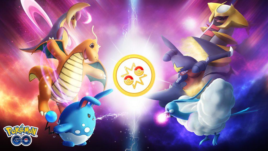 Pokémon GO Kampfliga Titel