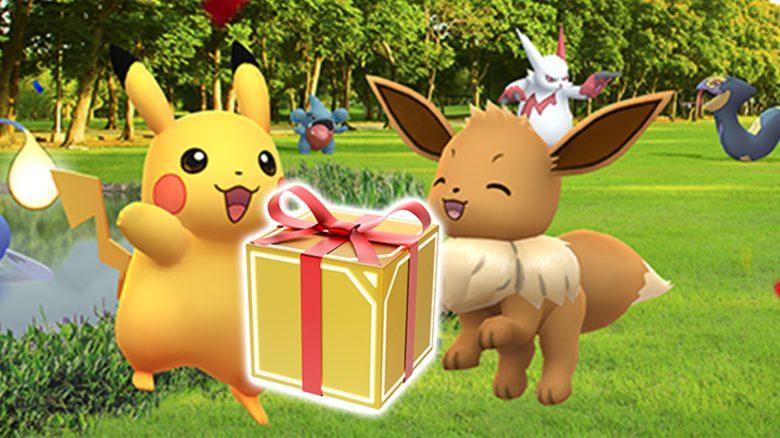 Pokémon GO: Promo Code einlösen und 41 Geschenke abholen
