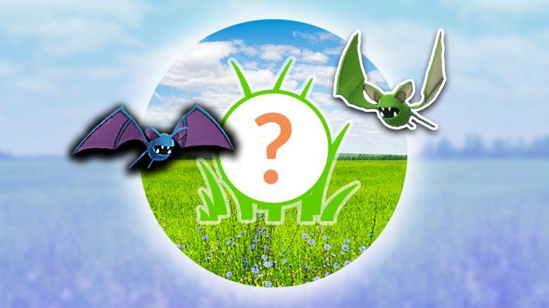 Pokémon GO Rampenlicht Zubat Titel