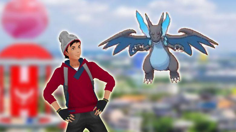 Pokémon GO: Ein winziger Fleck lässt Fans auf Mega-Glurak hoffen