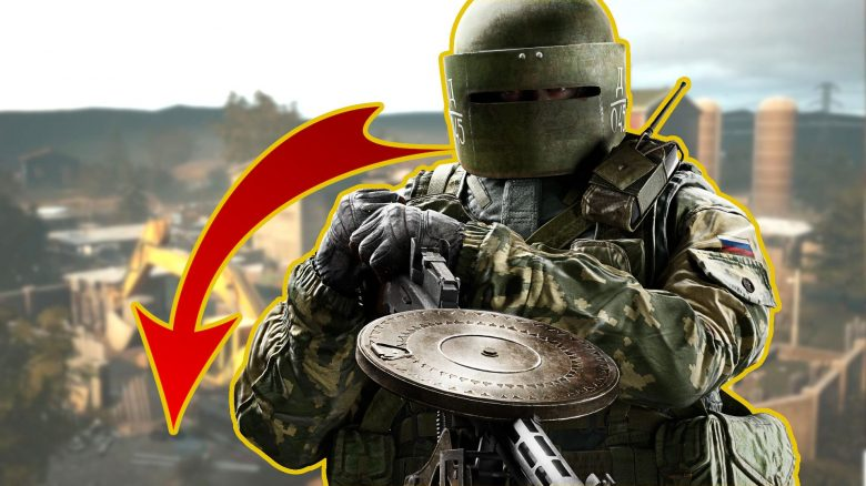 RAinbow Six Siege Oregon TAchanka Throw Titel