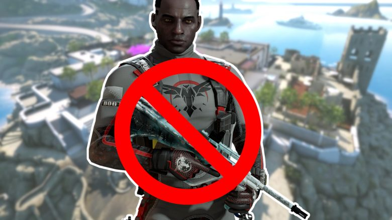 Rainbow Six Siege GSA League Wamai Skin Ban Titel 2