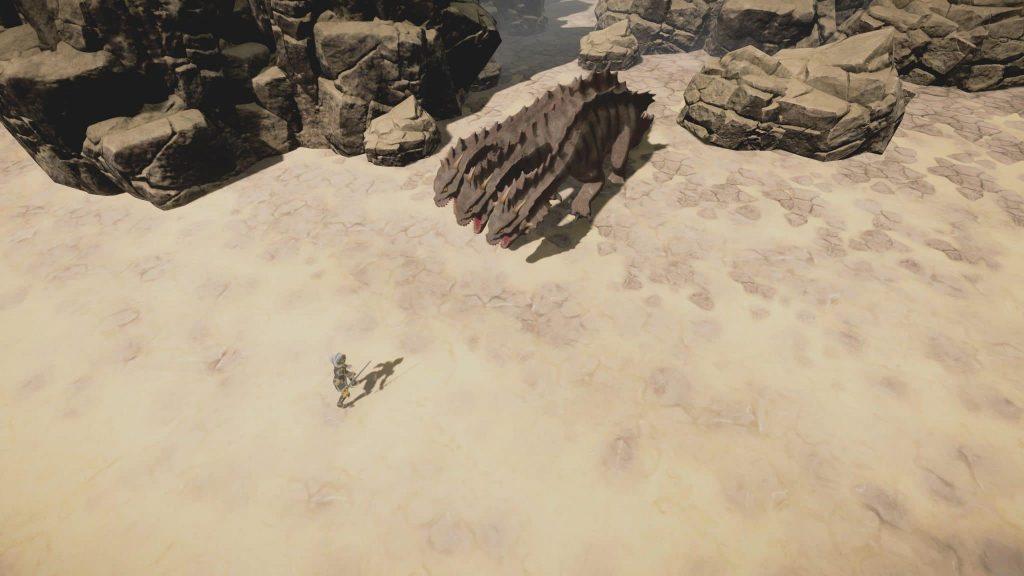 ReWorld Screenshot Wüste