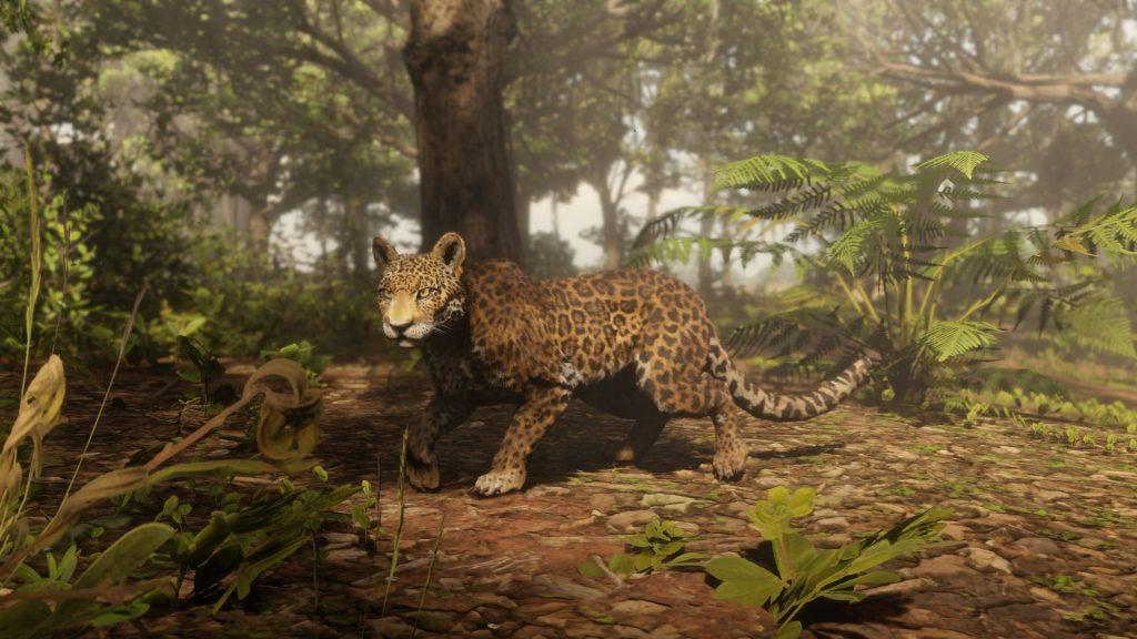 Red Dead Online Jaguar