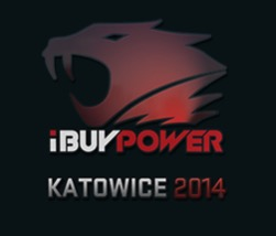 iBUYPOWER Sticker