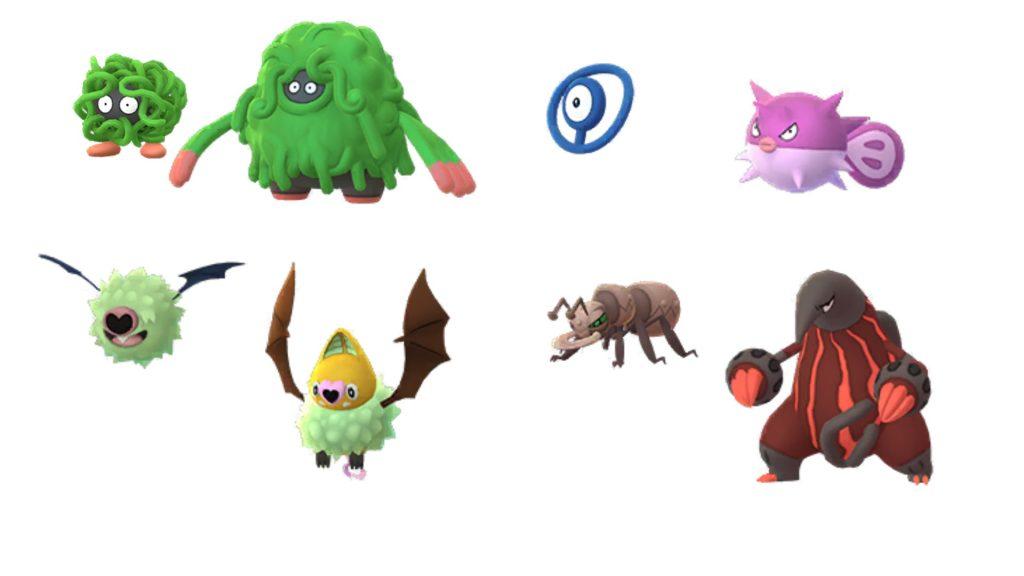 Shinys Pokemon GO Fest 2020