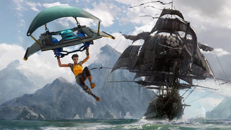 Piraten-MMO Skull & Bones kommt angeblich immer noch, orientiert sich an Fortnite