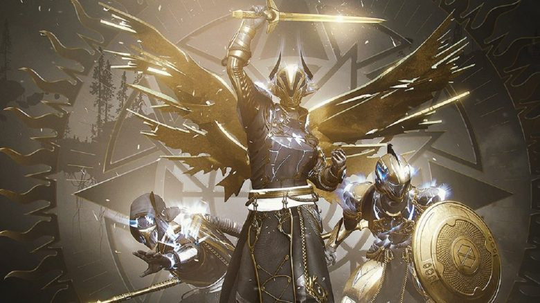 Rüstung Sommer-Event Sonnenwende der Helden 2020 Destiny 2