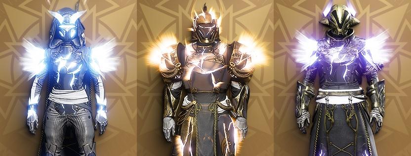 Rüstungen des Sonnenwende-Events