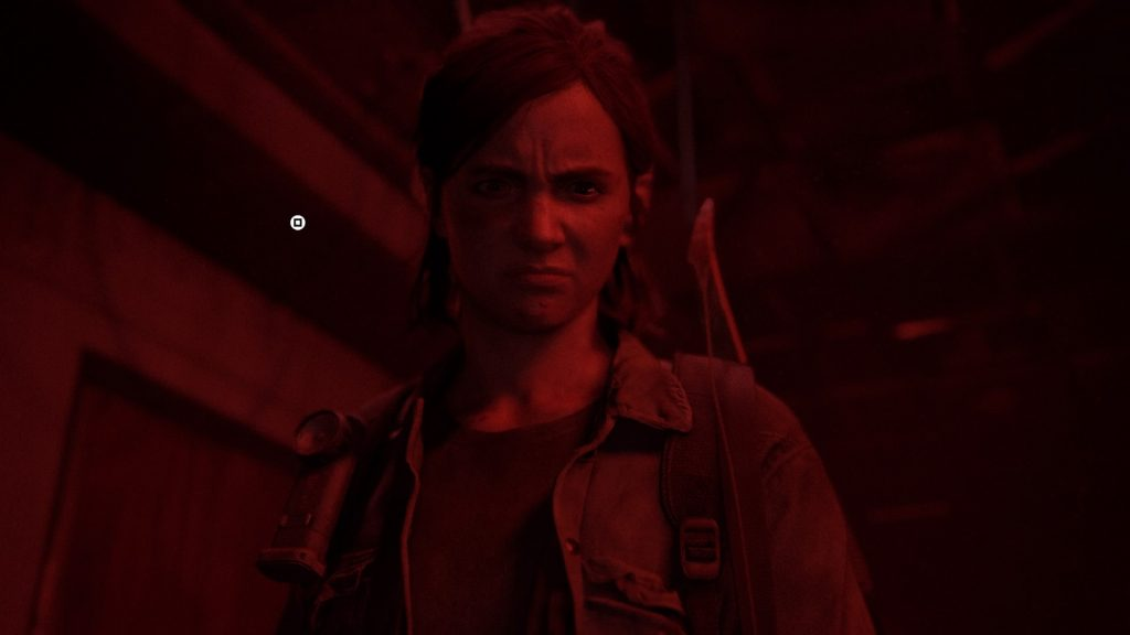 The Last of us Part 2 Ellie Strike