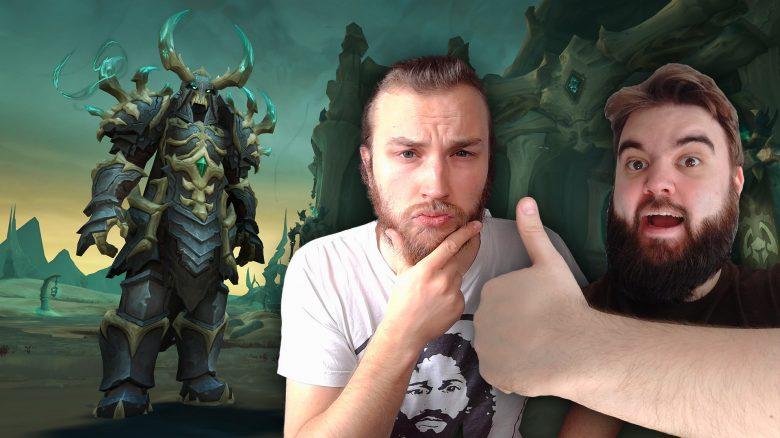 WoW Shadowlands: Schaut euch jetzt live bei uns die Beta im Stream an