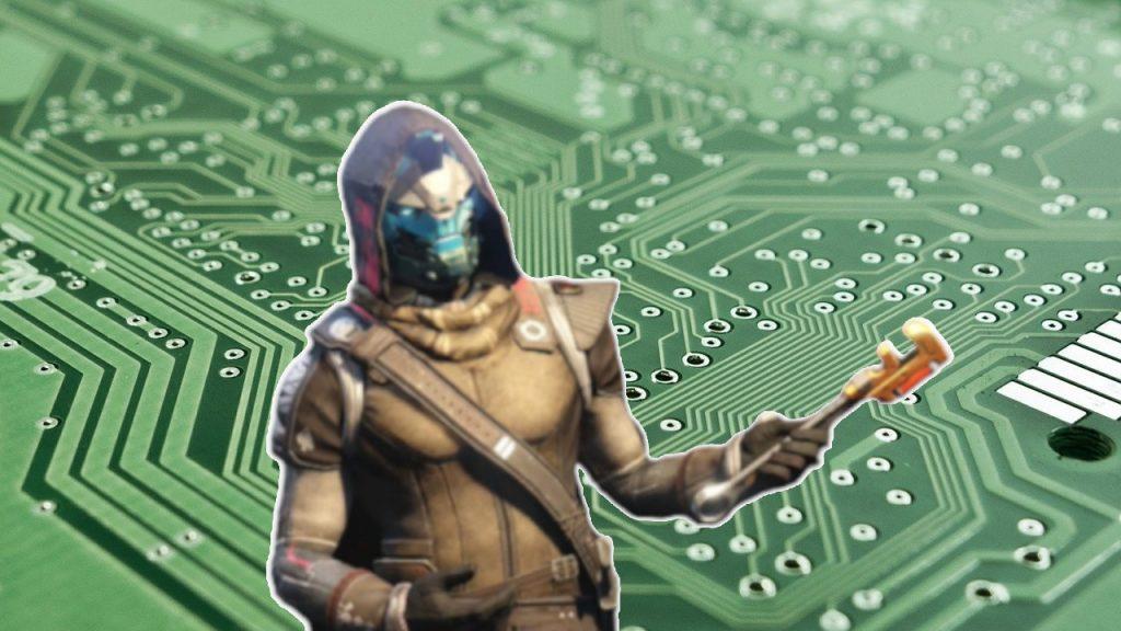 Technik destiny Cayde Fix Titel