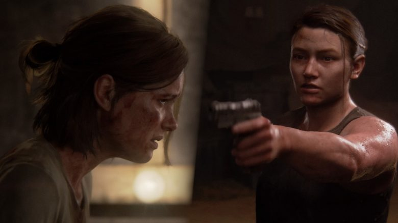 The Last of Us Abby Ellie title 1280x720