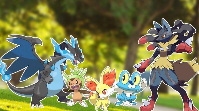 Pokémon GO: Neues offizielles Bild zeigt Gen 6 und Mega-Entwicklungen