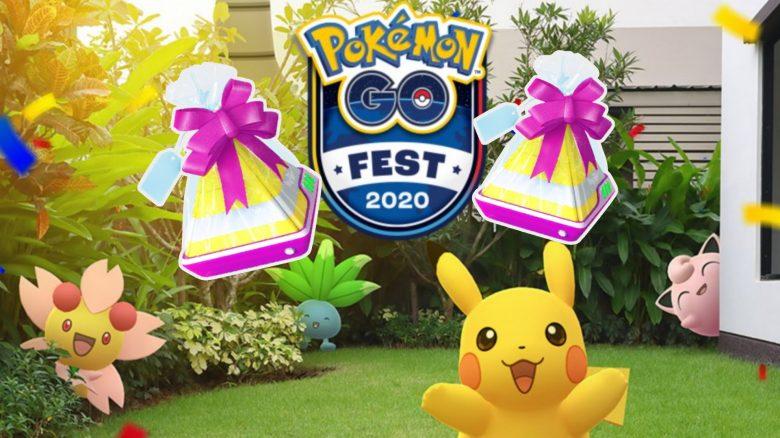 Pokémon GO erklärt, warum ihr Geschenke am GO Fest erst später öffnen solltet