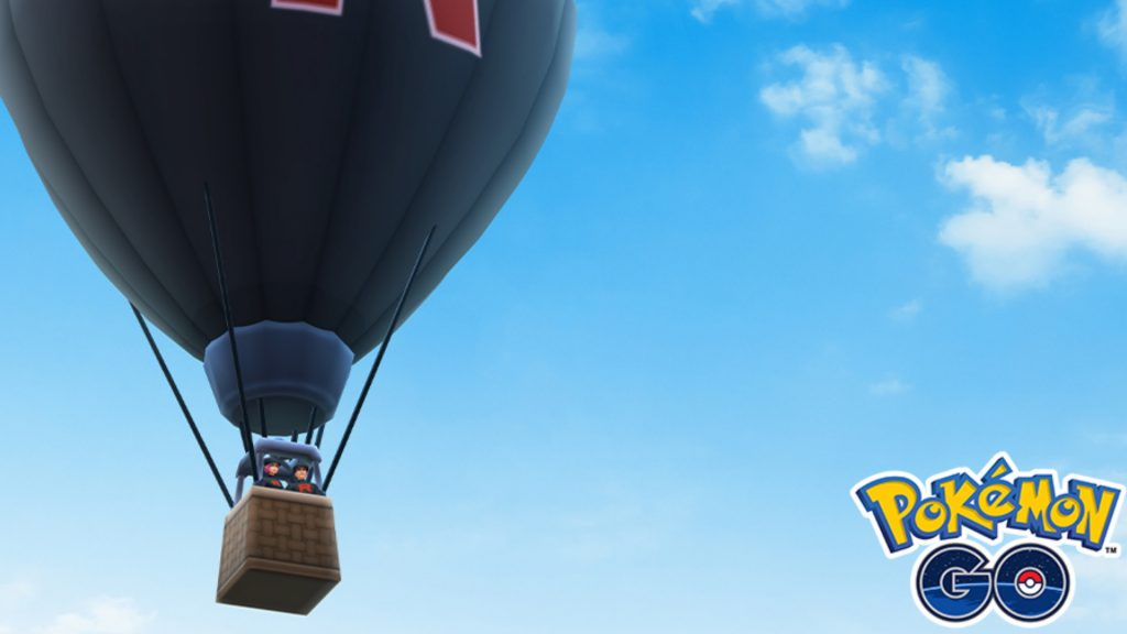 Rocket Ballon