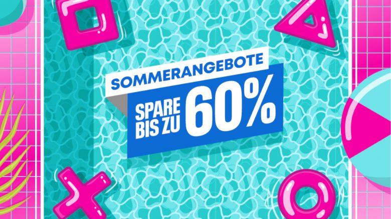 PS Store: Mit dem Summer Sale könnt ihr jetzt bis zu 60 Prozent sparen