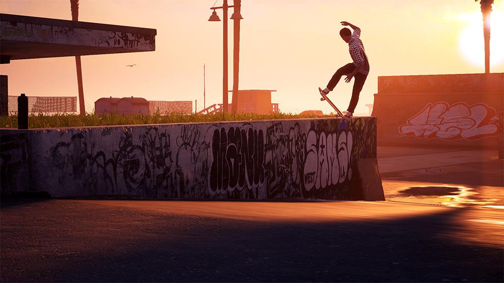 Tony Hawks Pro Skater Trick
