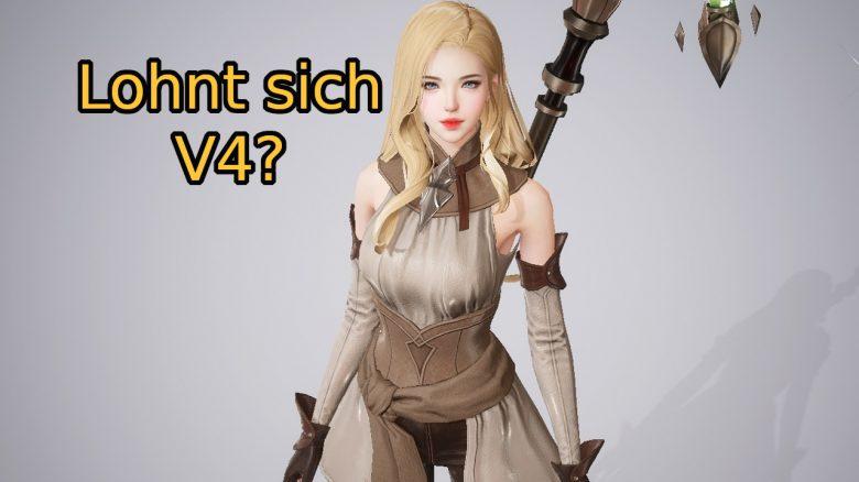 Wir haben das neue MMORPG V4 gespielt – Das erwartet euch