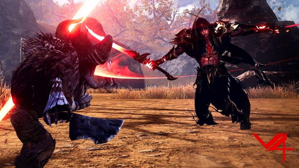 V4 MMORPG Screenshot