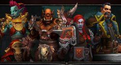 WoW Allied Races Zandalari Kul Tiran Dark Iron Maghar titel title 1280x720