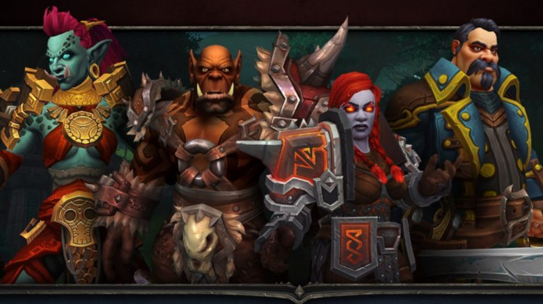 WoW Allied Races Zandalari Kul Tiran Dark Iron Maghar titel title 1280x720