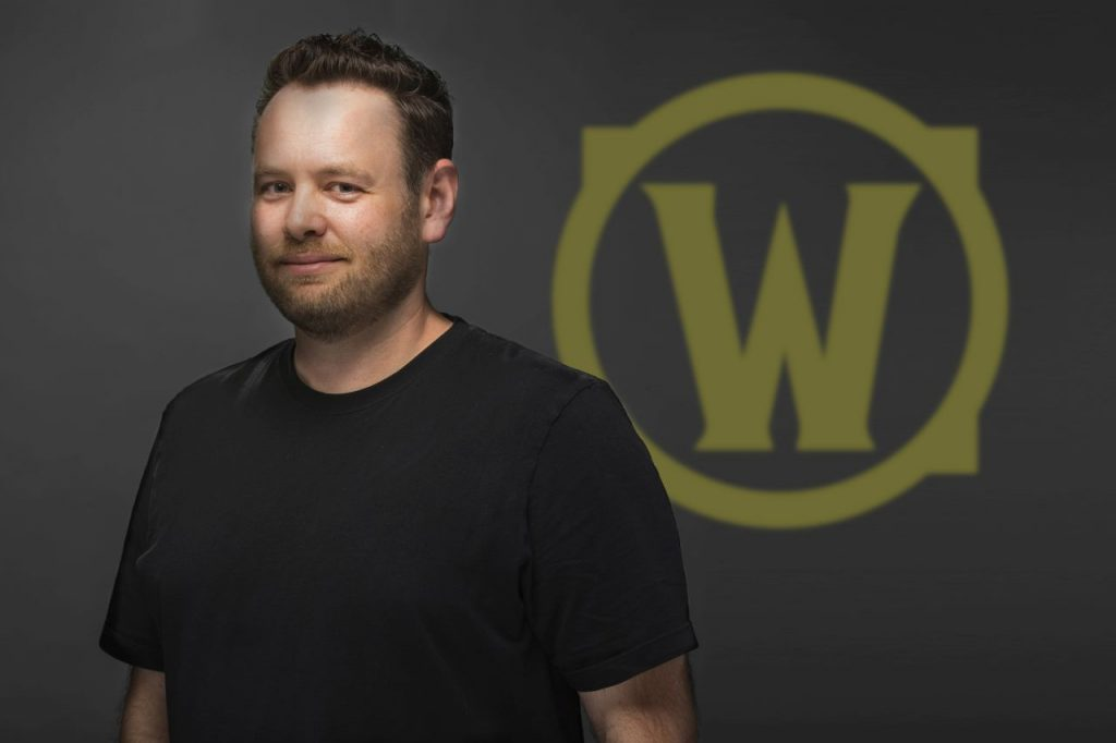WoW Lead Designer Kevin Martens