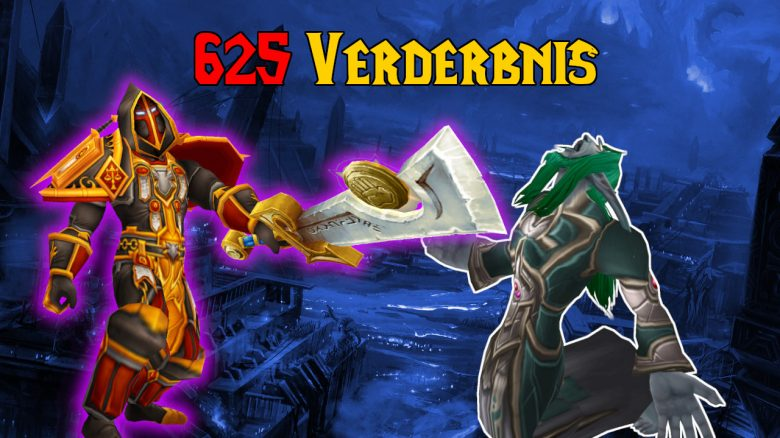 WoW Paladin Verderbnis Night Elf Death title 1280x720