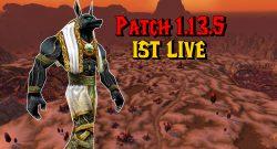 WoW Classic: Patch 1.13.5 ist live – Das ändert sich schon jetzt