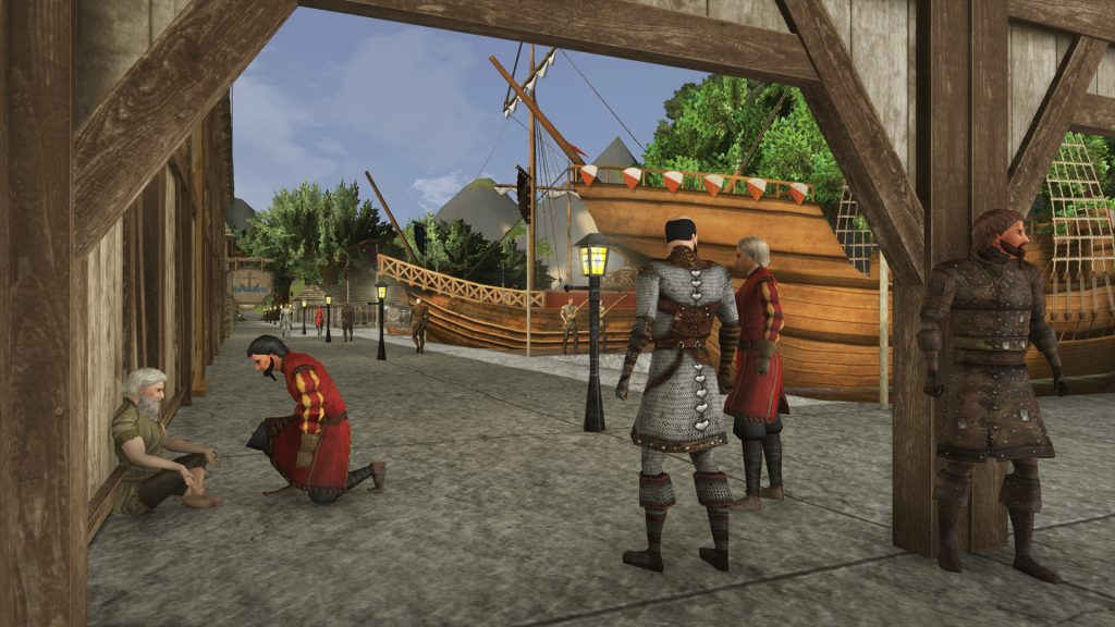 Wurm Online Screenshot