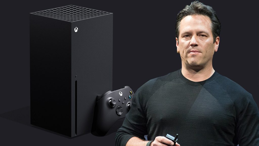 Xbox Series X Phil Spencer Titel