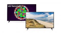 Amazon Sommerangebote: LG 4K TV mit 55 Zoll für nur 369 Euro