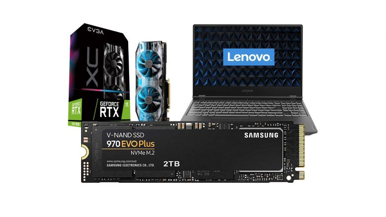 Amazon Sommerangebote: Jetzt Gaming-PC mit Top-SSD aufrüsten