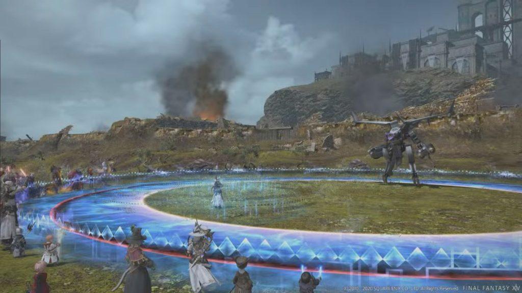 final fantasy xiv bozja 4