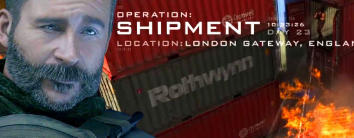 """CoD MW: Shipment ist geil – Doch eine """"Corona-Playlist"""" spielt sich viel besser"""