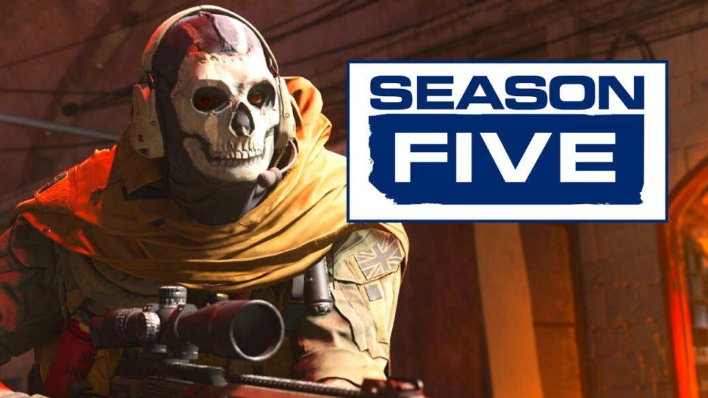 cod modern warfare warzone season 5 hub titel