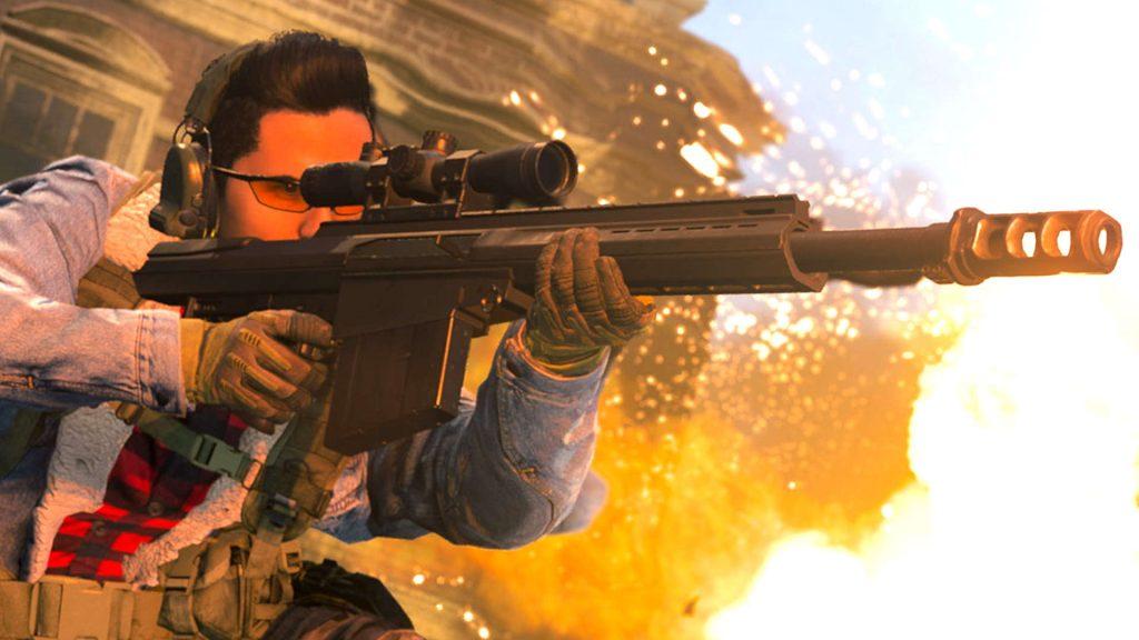 cod modern warfare warzone sniper technik titel