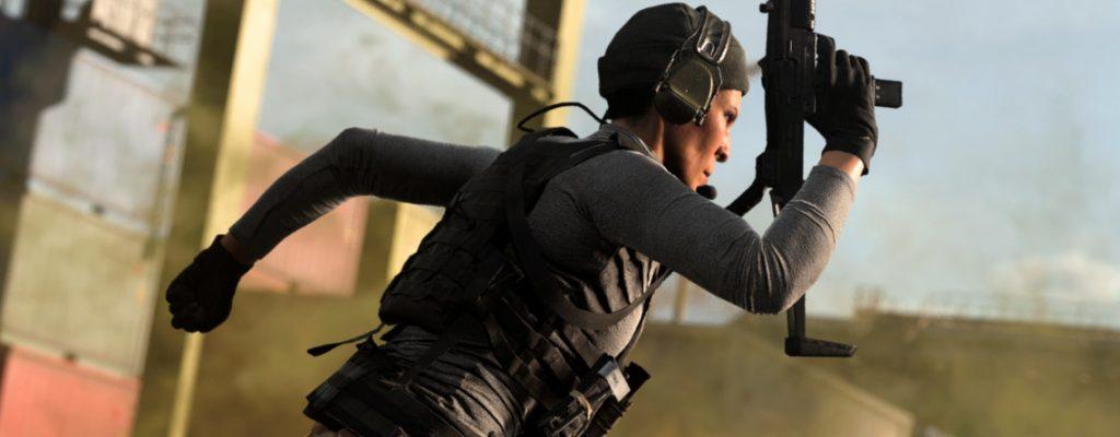 cod modern warfare warzone soldate rennen action solo